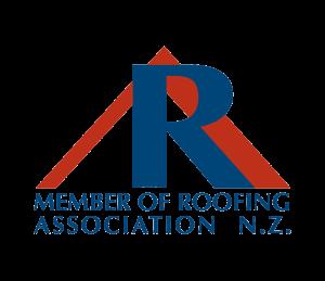 member of roofing association n z logo